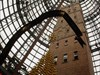 The little furry friends at Coops Shot Tower, Melbourne Central
