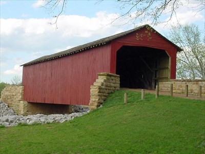 Marys Covered Bridge