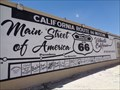 Image for California Route 66 Museum - Mural - Victorville, California, USA