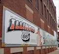 Image for Historic Route 66 - Waldmire Memorial - Pontiac, Illinois, USA.