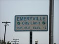 Image for City of Emeryville, California