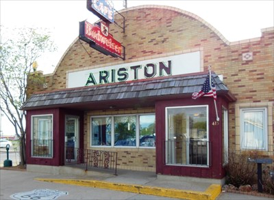 Fine Dining on Route 66 - Ariston Cafe