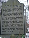 Image for Carlin Springs