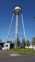 Image for QE2229 - USC&GS 'JUNCTION CITY MUNICIPAL TANK' - Junction City, OR