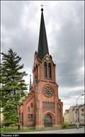 Image for Red Church - German Evangelic Church / Cervený kostel - Nemecký evangelický kostel - Olomouc (Central Moravia)
