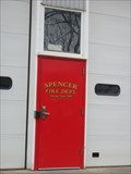 Image for Spencer Fire Dept.