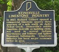 Image for Stinesville Limestone Industry - Stinesville, Indiana