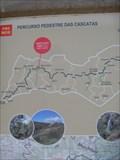 Image for Você está aqui - on the Fóia on Cerro dos Marrocos, near Monchique, on the 'via algarviana'.