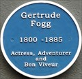 Image for Gertrude Fogg - New Row, London, UK