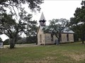 Image for Polly's Chapel - former Methodist Chapel - Bandera County, TX