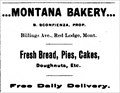 Image for Montana Bakery - Red Lodge, MT