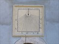 Image for Sundial on Primary School, Valloire, France