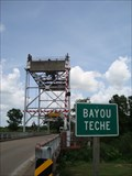 Image for Bayou Teche at  Parks, La
