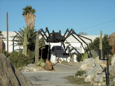 Volkswagen VW Beetle Spider - North Palm Springs CA - Roadside Attractions on Waymarking.com