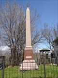 Image for An Obelisk Marks The Grave Of Hambletonian - Chester, NY