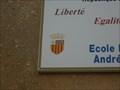 Image for Blason d'Aix en Provence - Ecole Campra - Aix en Provence, Paca, France