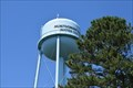 Image for Montgomery County Water System Water Tower, Mt Gilead, NC, USA