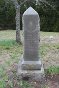 Image for Zada M. Henry - Blanton Cemetery - Fannin County, TX