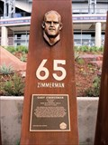 Image for Gary Zimmerman, Ring of Fame Plaza, Mile High Stadium - Denver, CO
