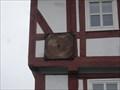 Image for Town hall sundial, Trendelburg, HE, Germany