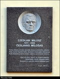 Image for LITERATURE: Czeslaw Milosz 1980 - Vilnius, LITHUANIA