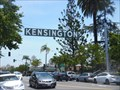 Image for Kensington Sign  -  San Diego, CA