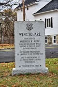 Image for Mitchell K. Wenc Memorial - Grafton MA
