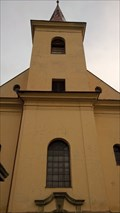 Image for Kostel sv. Filipa a Jakuba, Olomouc- Nové Sady, Czech republic