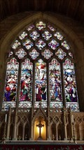 Image for Stained Glass Windows - St George - Lower Brailes, Warwickshire