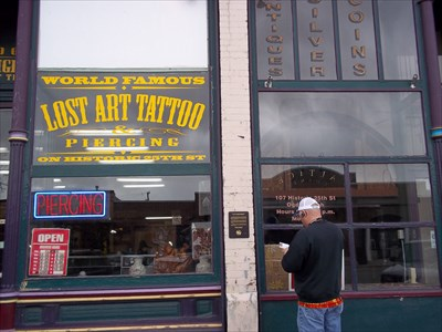 lost art tattoo ogden utah tattoo shops parlors on