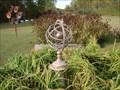 Image for Sundial at Art Farm - Chenango Bridge, NY