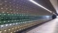 Image for Malostranska Metro station, Prague - Czech Republic