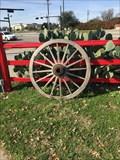 Image for Hacienda Wagon Wheels - Frisco Texas