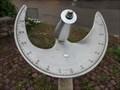 Image for Präzisonssonnenuhr / Precision Sundial - Tübingen, Germany, BW