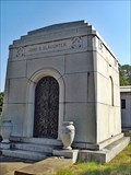 Image for John B. Slaughter Mausoleum - Oakwood Cemetery Historic District - Fort Worth, TX