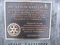 Image for Leslie Easterday Community Service Award - Metropolis, Illinois