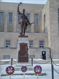 Image for World War I Memorial - Goderich, Ontario