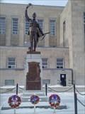 Image for World War I Memorial - Goderich, Ontario