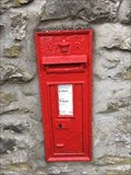 Image for Victorian Wall Post Box - Lawkland, nr Skipton, Yorkshire, UK