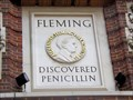 Image for PHYSIOLOGY/MEDICINE: Sir Alexander Fleming - 1945 - South Wharf Road, London, UK
