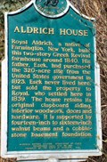 Image for Aldrich House