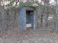 Image for Rush Creek Community Cemetery Outhouse - Wise County, TX