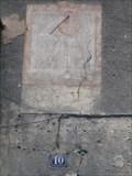 Image for Zarbula Sundial:1870 Briançon, St Blaise, France