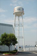 Image for City of Anaheim Water Tower