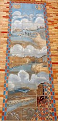 Image for Pioneers Memorial Mural - Stevens County Courthouse - Colville, WA