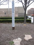 Image for McPherson Elementary School Peace Pole - Chicago, IL