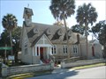 Image for St. Cyprian's Episcopal Church - Lincolnville Historic District - St. Augustine, FL