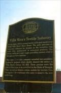 Image for Villa Rica's Textile Industry - Villa Rica, GA