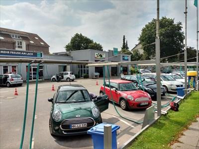 Best Car Wash >> Best Carwash Osdorf Hamburg Deutschland Coin Operated Self