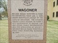 Image for 1896 - Indian Territory's FIRST incorporated Town - Wagoner, OK